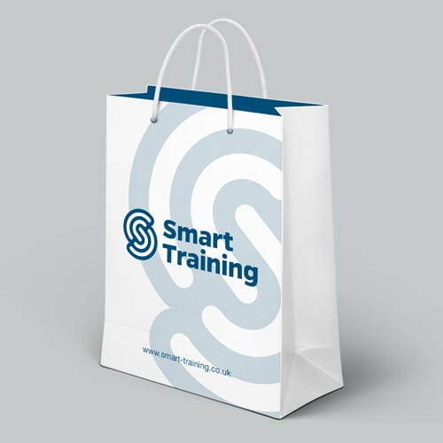 Smart Training: Branding & Website