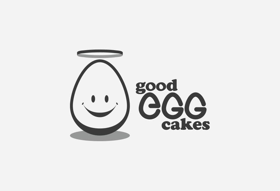 Logos & marks - Good Egg Cakes