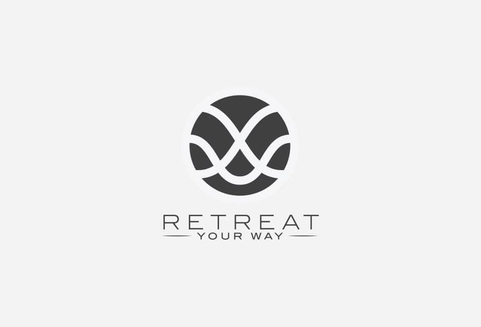 Logos & marks - Retreat Your Way