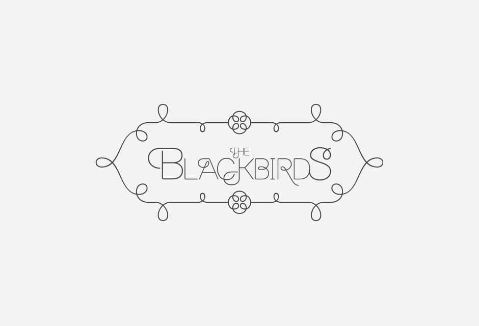 Logos & marks - The Blackbirds