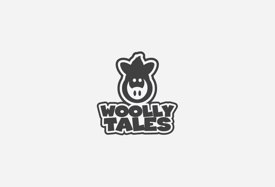 Logos & marks - Woolly Tales