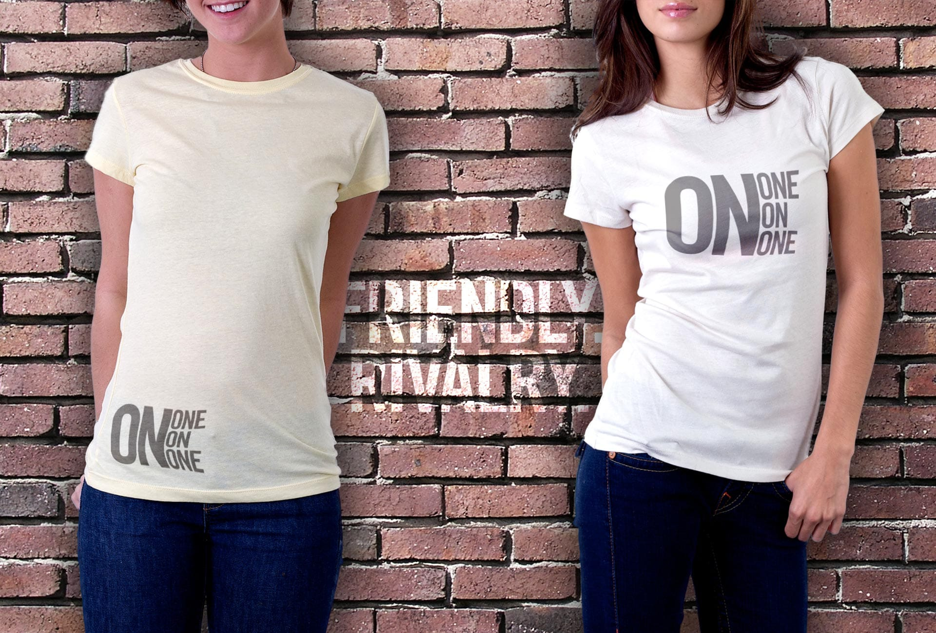 One One One: Branding & Website - T-Shirts