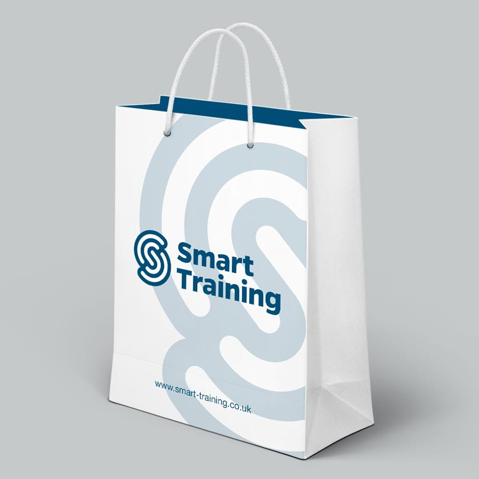 Smart Training: Branding & Website - Bag