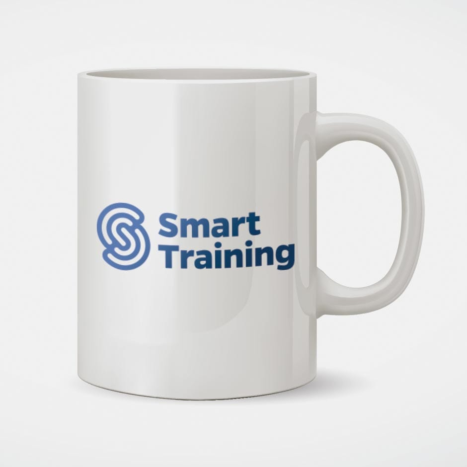 Smart Training: Branding & Website - Mug