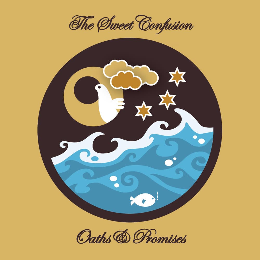 The Sweet Confusion: Oaths & Promises album artwork - Album cover