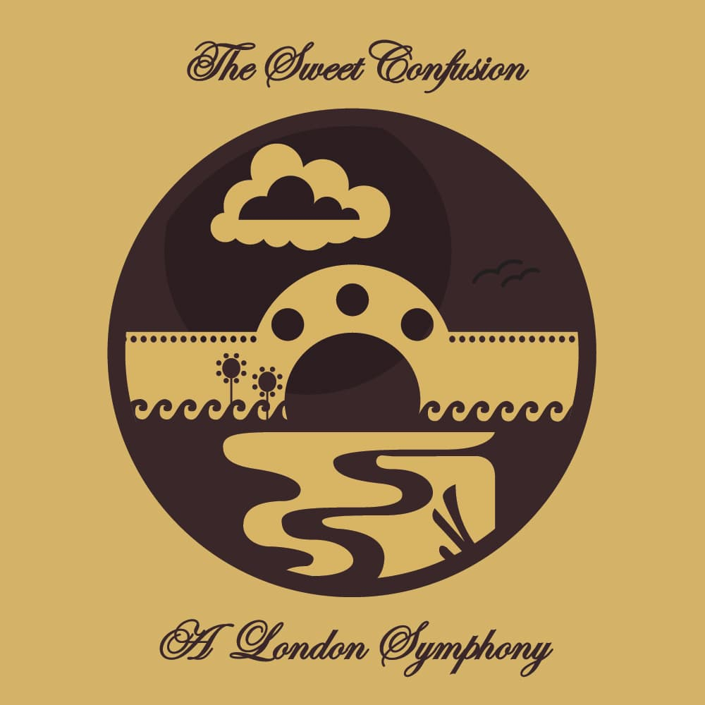 The Sweet Confusion: Oaths & Promises album artwork - Cover design for the single A London Symphony